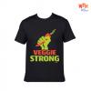 Merch: Veggie Strong Lifestyle Shirt