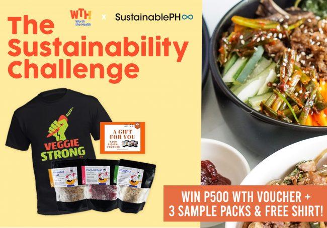 The Sustainability Challenge blog